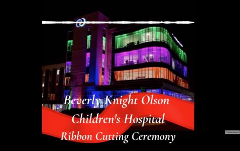 Beverly Knight Olson Children's Hospital Ribbon Cutting Ceremony