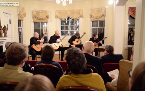 Have you heard of the Little Carnegie of the South concert hall? Well, here you go.