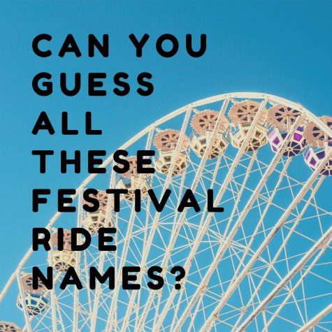 Can you guess these festival rides?