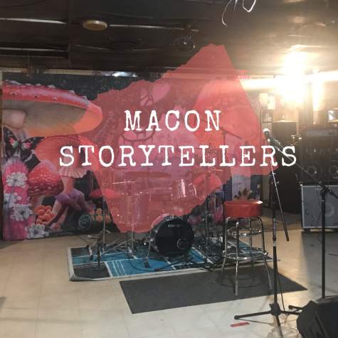 Macon Storytellers at Grant's Lounge