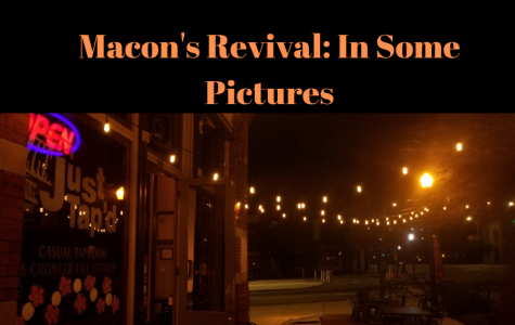 Photo Story: Macon at Night