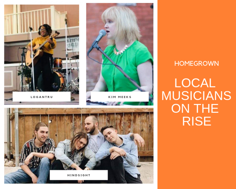 Local musicians on the rise