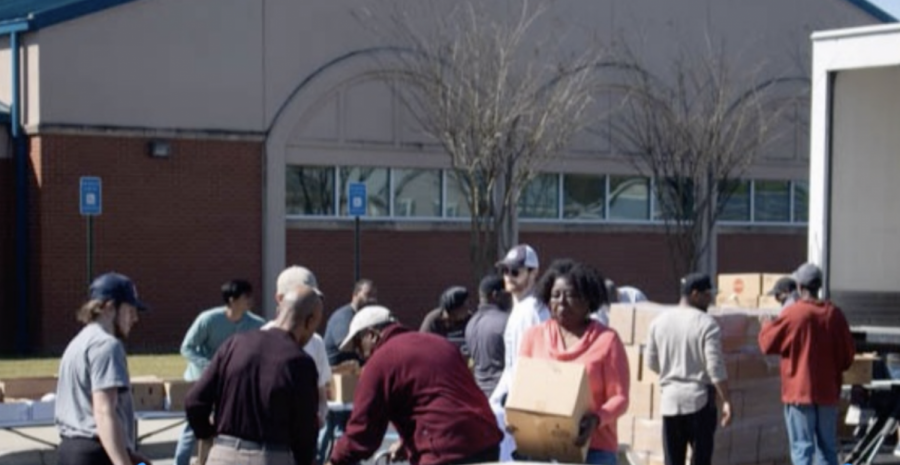 Organizations join forces to fight a common cause: hunger