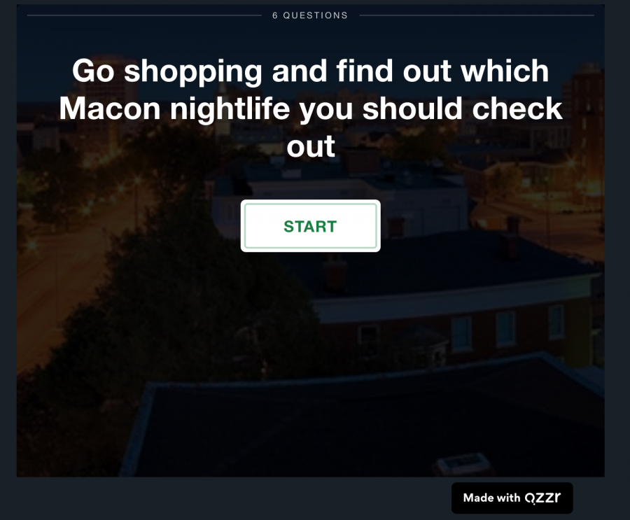 Go shopping and find out which Macon nightlife you should check out