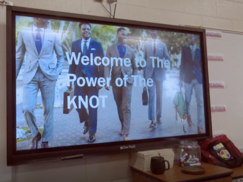 The Power of the Knot is an after school program at Southwest High School for young, black teenage boys.