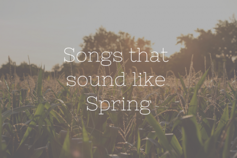 Songs that sound like Spring