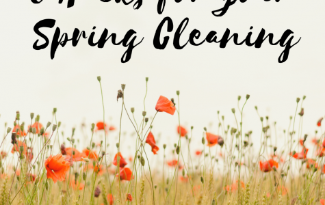 8 Spring Cleaning Hacks