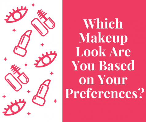 Which makeup look are you based on your preferences?