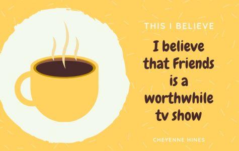 This I Believe: Cheyenne Hines