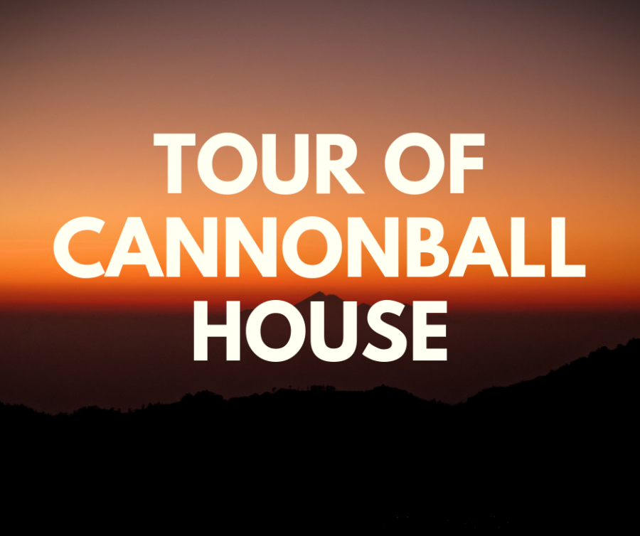 Tiny Tour: The Cannonball House
