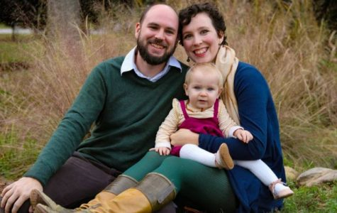Rev. Sarah McClelland-Brown and her family.