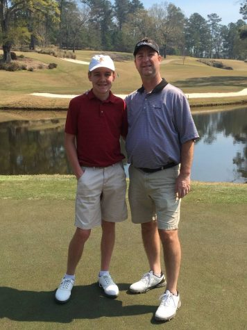 The Masters experience through the lens of a Middle Georgia boy and his father