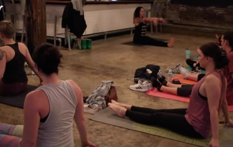 Have you ever wanted to drink beer and do yoga? You're not the only one.