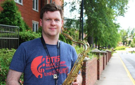 Jazz coach guides young musicians to new heights