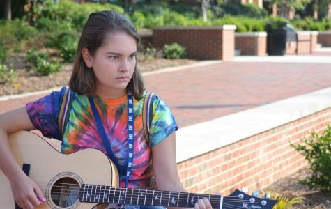 Teen finds musical inspiration in family and friends