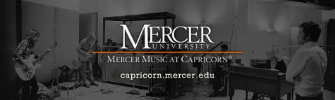 Macon Music Presents: Mercer Music at Capricorn