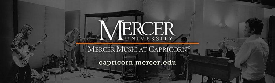 Macon Music Presents: Mercer Music at Capricorn