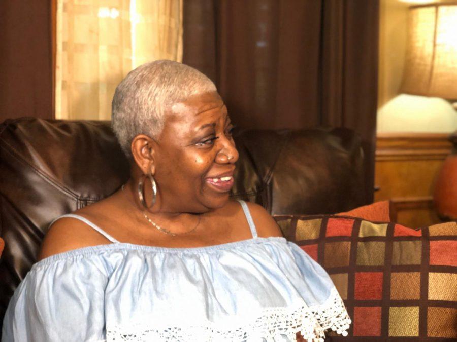 Faye Alexander lost her son to gun violence