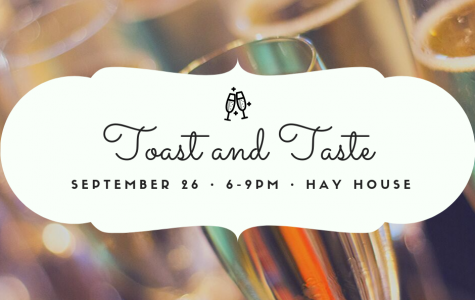 Hay House Toast and Taste Event