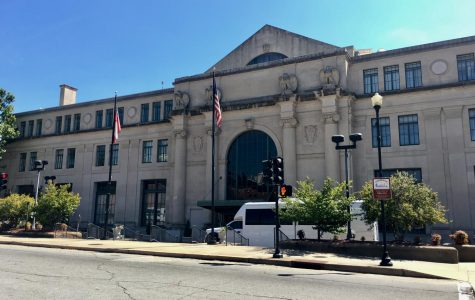 Filming is set to begin Friday at Macon's Terminal Station for a new movie with scenes inside and outside of the building.