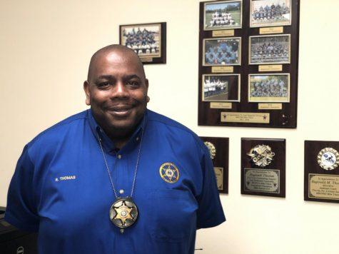 Peacing Together: Lt. Reggie Thomas