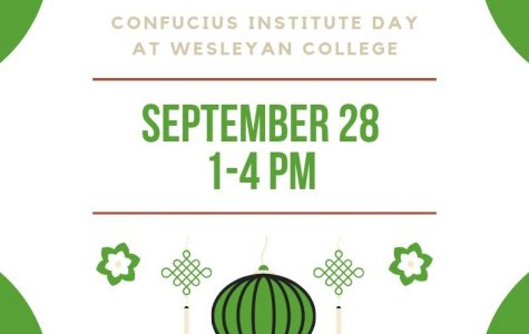 Confucius Institute Day at Wesleyan College