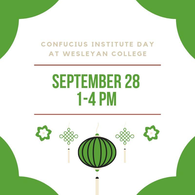 Confucius+Institute+Day+at+Wesleyan+College