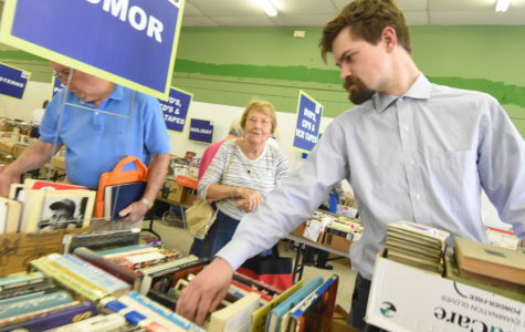 Buy books that 'go back all the way to the 80s' at Macon's Old Book Sale