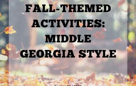 Fall Festivities in the Middle Georgia Area