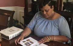 Tonora Jones lost her daughter, Ta'Shuntis  Roberts to youth violence. Photo credit: Yasmeen Hill