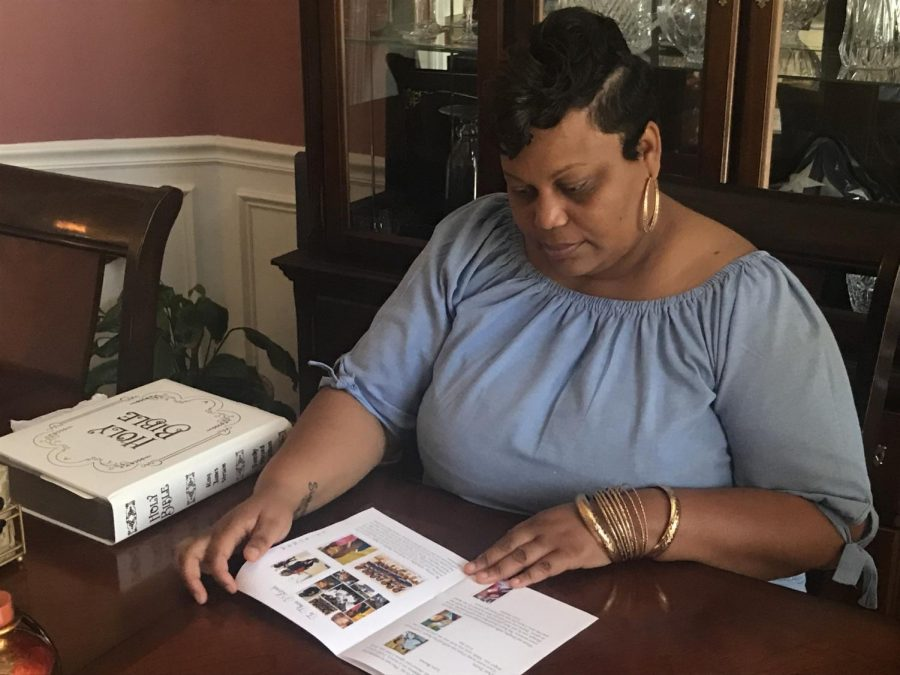 A mother reflects on the death of her daughter whom she lost to gun violence