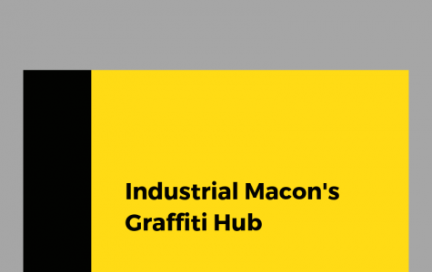 Industrial Macon's Graffiti Hub: