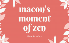 Macon's Moment of Zen
