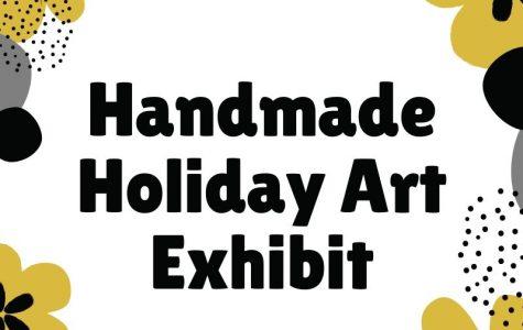 Handmade Holiday Art Exhibit