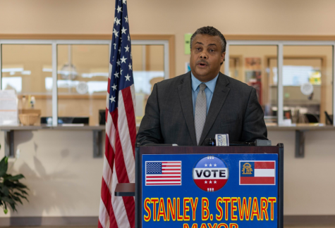 Stanley B. Stewart filed paperwork Nov. 6 indicating his intent to run for mayor of Macon-Bibb County.