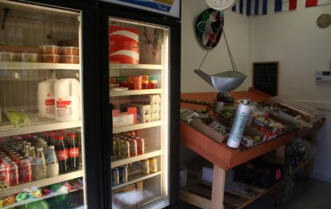 The inside of Cielito Lindo Tortilleria, a Latino and Hispanic grocer on Northside Drive.