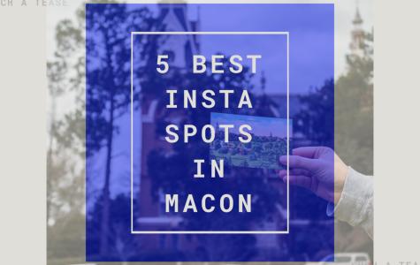5 most Instagrammable spots in Macon