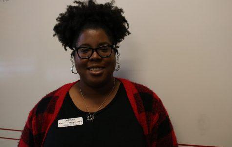 Lauren Shinholster, Director for Community Engagement at Mercer University.