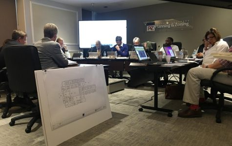 The Macon-Bibb Planning & Zoning Commission heard revisions Monday for a proposed assisted living, memory care facility at 5171 Bowman Road in North Macon.