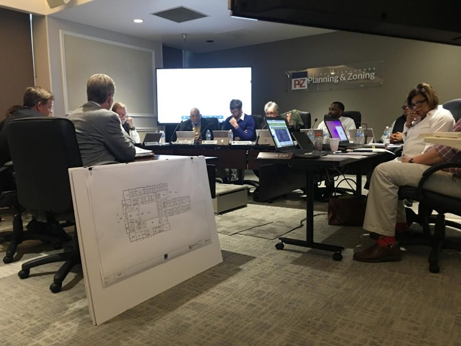 The+Macon-Bibb+Planning+%26+Zoning+Commission+heard+revisions+Monday+for+a+proposed+assisted+living%2C+memory+care+facility+at+5171+Bowman+Road+in+North+Macon.+