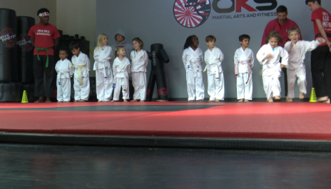 Peacing Together: Karate Kids