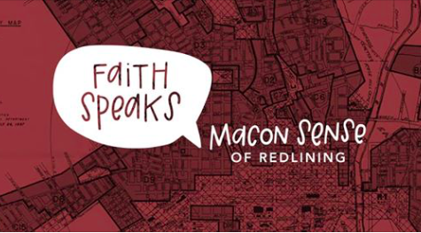 Faith Speaks was a three-event series on redlining in Macon hosted by the Highland Hills Baptist Church.