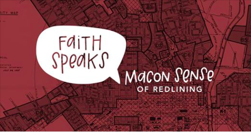 A three-part series tackles redlining in Macon