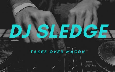 DJ Sledge takes over Macon