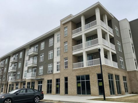 The owner of the Lofts at Zebulon seeks to build larger residential units in the retail space on the ground floor of Building 2 in the mixed-use development in the 5800 block of Zebulon Road where a new Sonny's BBQ restaurant also is being considered.