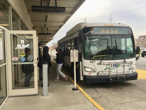 Beginning March 1, children ages 12 and under, who are accompanied by an adult can ride for free on Macon-Bibb County Transit Authority buses.