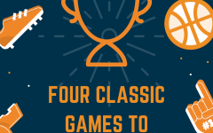 Four Classic Games to Rewatch at Home