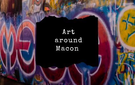 Art around Macon