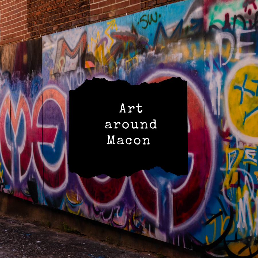 Art+around+Macon