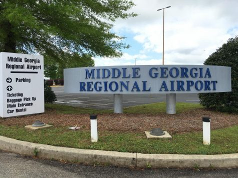 Middle Georgia Regional Airport will house at least 50 commuter jets while travel is curtailed due to concerns over the spread of COVID-19.